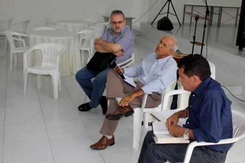 O reverendo José Alves trouxe uma palestra bastante edificadora onde destacou a necessidade de unidade da Igreja. Uma benção!